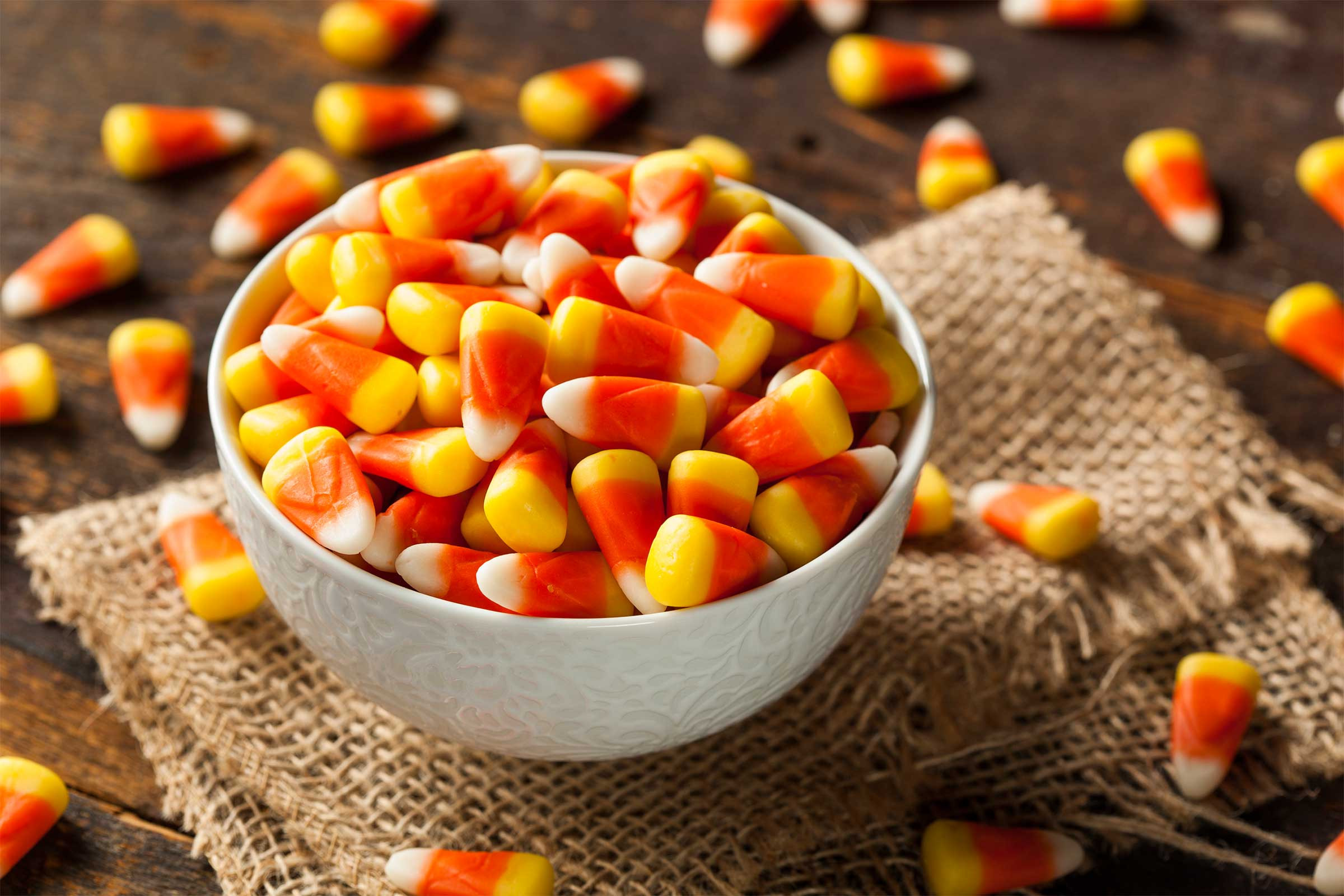Halloween Candy Corn  Halloween Candy Facts