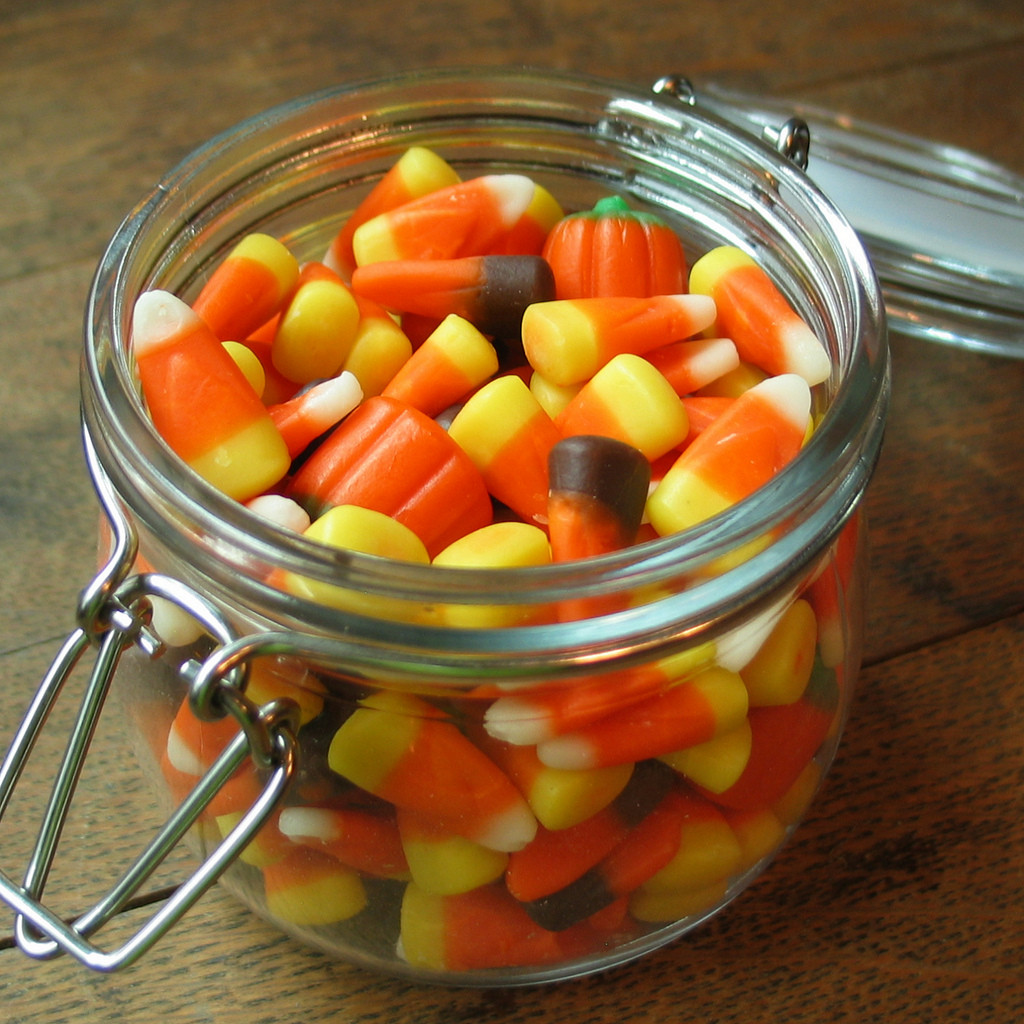 Halloween Candy Corn  6 Halloween traditions that only exist in North America