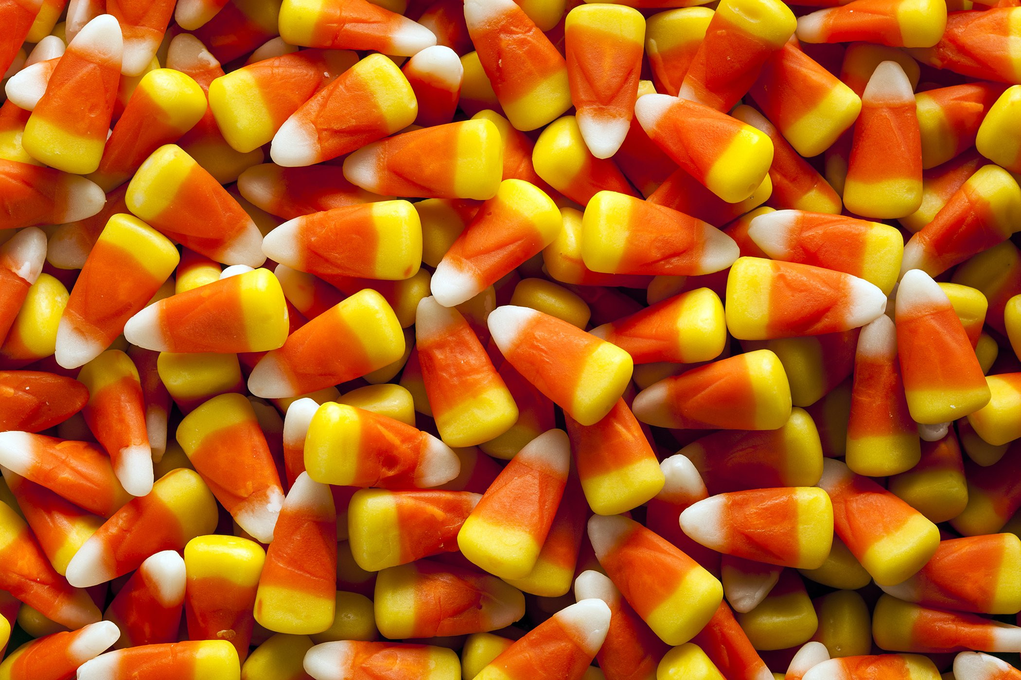 Halloween Candy Corn  Top Halloween Candy Map By State