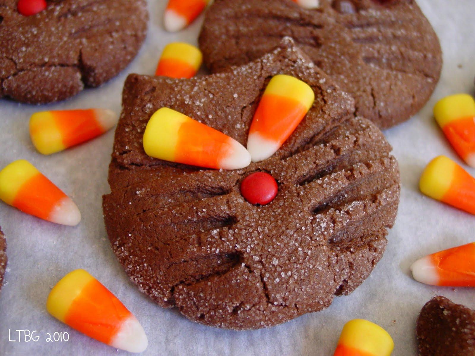 Halloween Cat Cookies  Lick The Bowl Good Halloween Recipe Black Cat Cookies