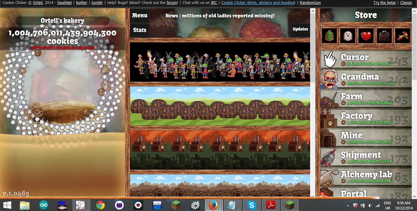 Halloween Cookies Cookie Clicker  Image Screenshot Cookie er Wiki