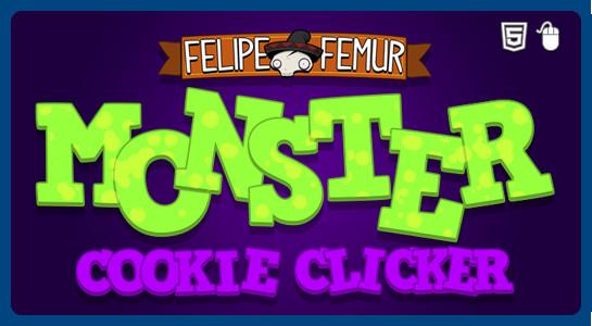 Halloween Cookies Cookie Clicker  Felipe Femur ⋆ Wel e to Felipe Femur Play games and