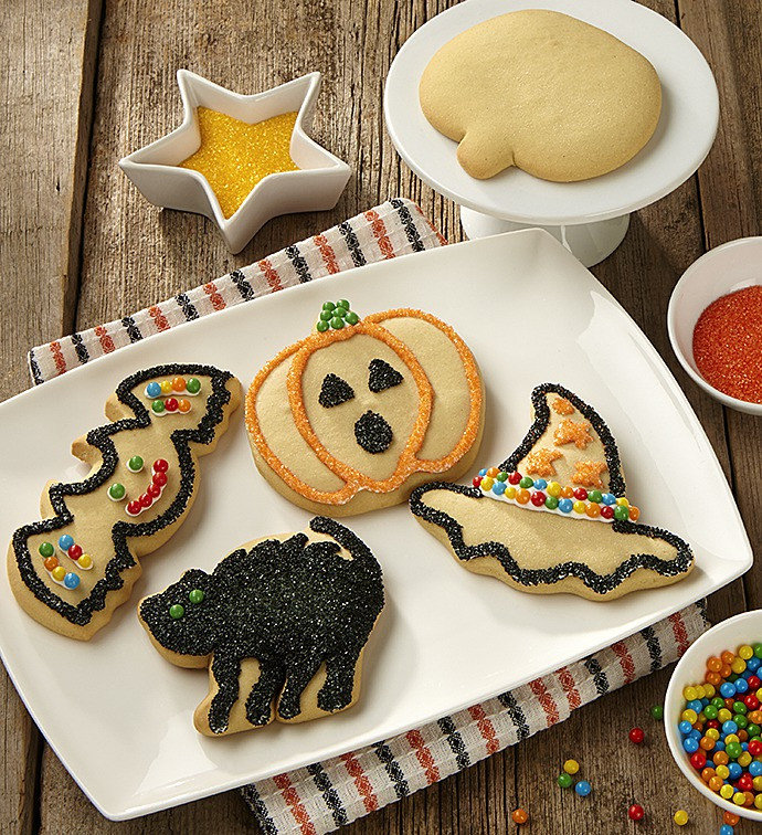 Halloween Cookies Decorations  Halloween Cookie Decorating Kit