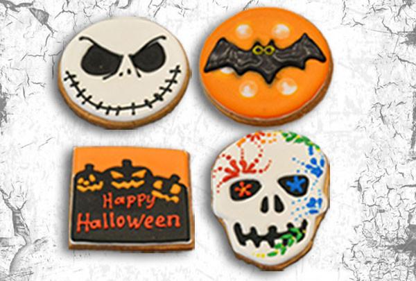 Halloween Cookies Delivered  Halloween Cookies French Bakery Shop line Dubai