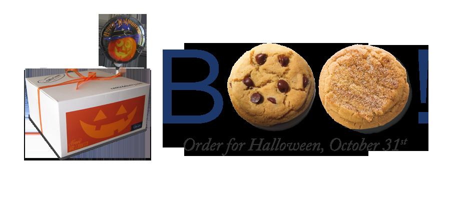 Halloween Cookies Delivered  Tiff s Treats