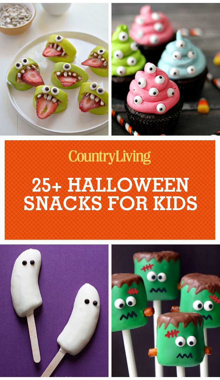 Halloween Cookies For Kids  31 Halloween Snacks for Kids Recipes for Childrens