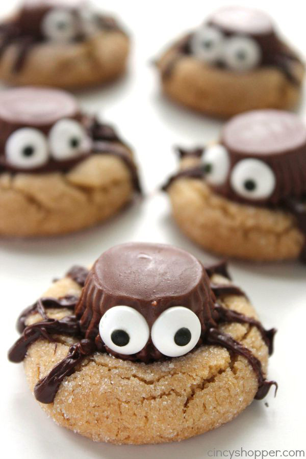 Halloween Cookies For Kids  20 fun easy Halloween treats to make with your kids It