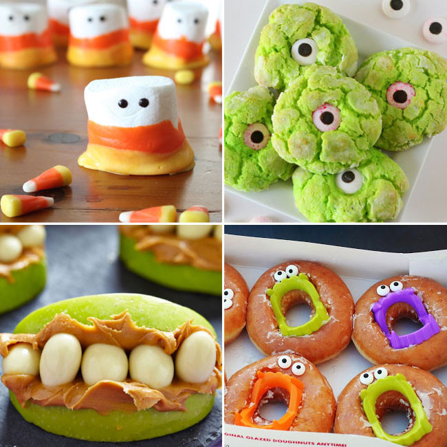 Halloween Cookies For Kids  20 fun Halloween treats to make with your kids It s