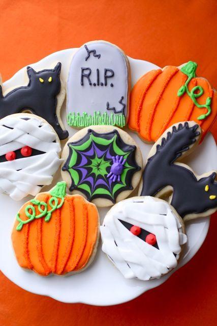Halloween Cookies Ideas  31 Easy Halloween Cookies Recipes & Ideas for Cute