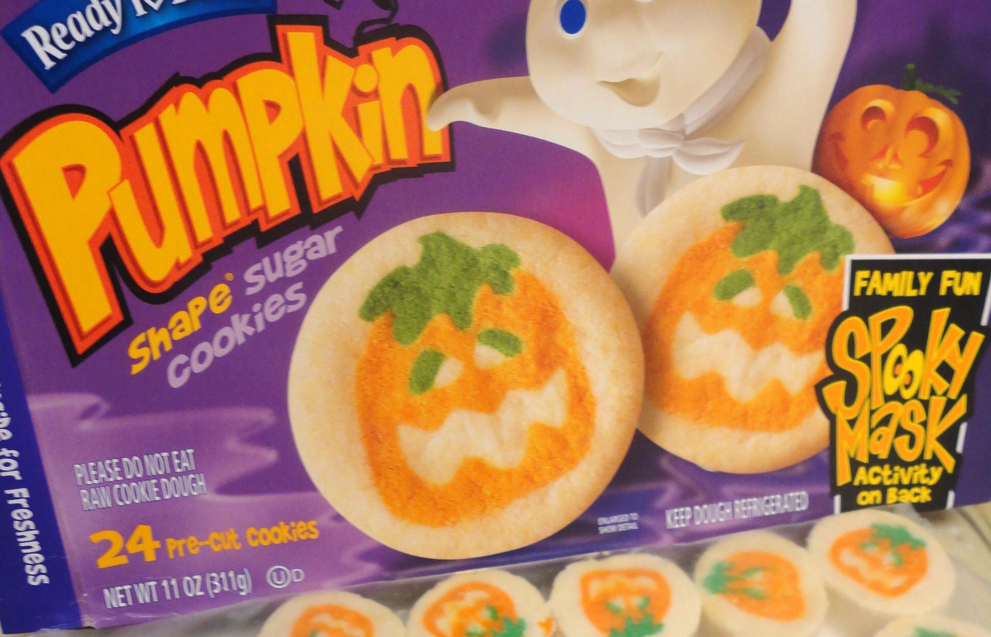 Halloween Cookies Pillsbury  pillsbury cookies halloween