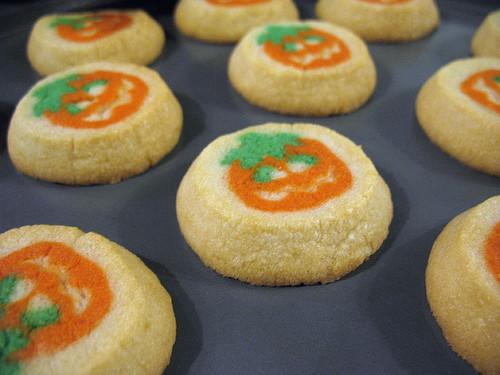 Halloween Cookies Pillsbury  20 October 2010