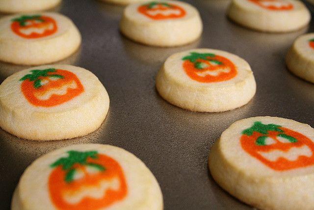 Halloween Cookies Pillsbury  Pillsbury Halloween Sugar Cookies Food