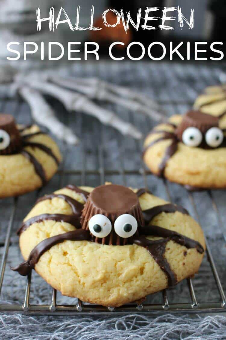 Halloween Cookies Recipe  Halloween Best Treats and Recipes The 36th AVENUE