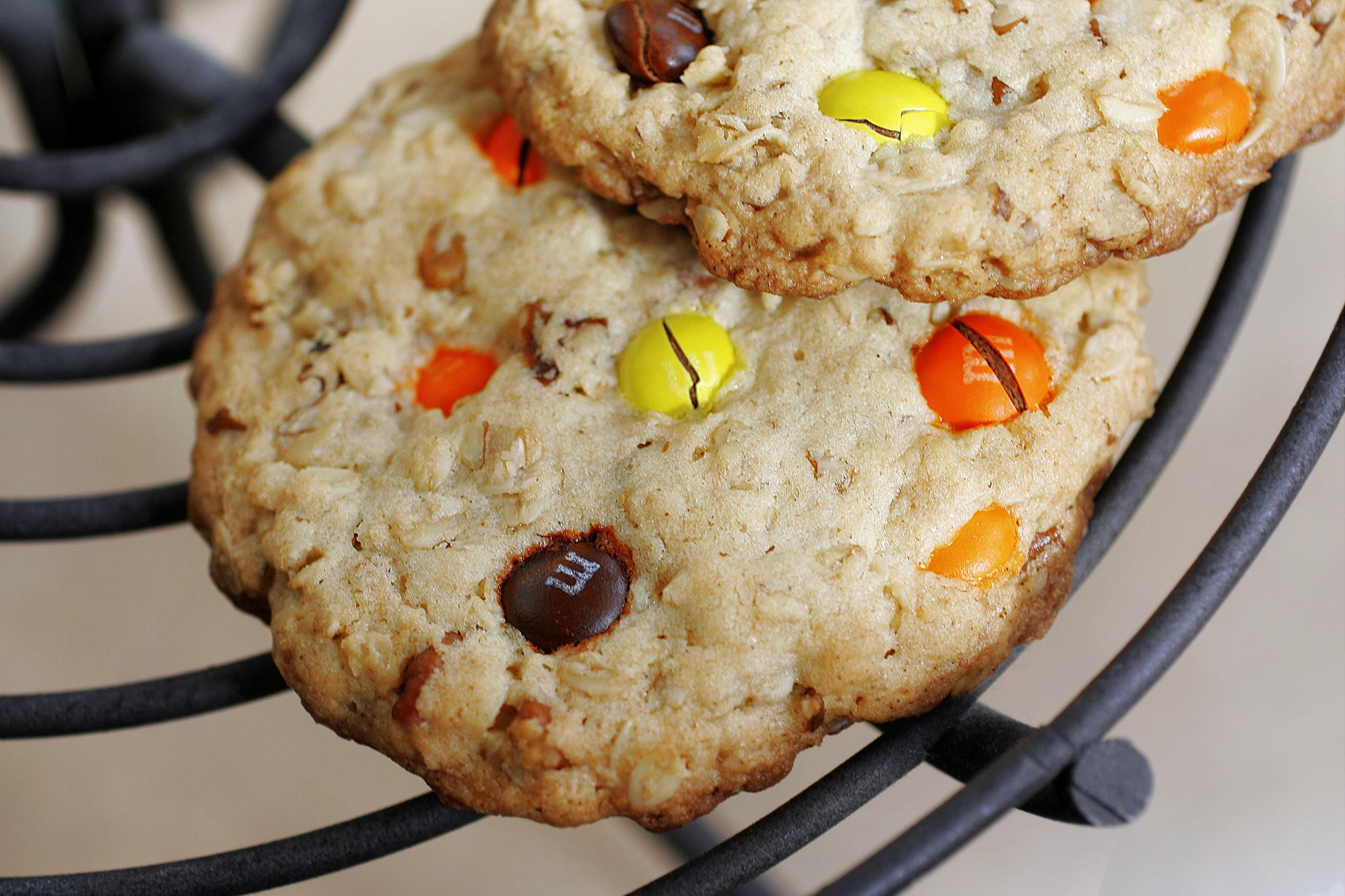 Halloween Cookies Recipe  Monster Cookies Recipe NYT Cooking