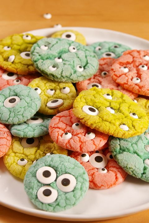 Halloween Cookies Recipe  15 Easy Halloween Cookies Easy Recipes & Ideas for