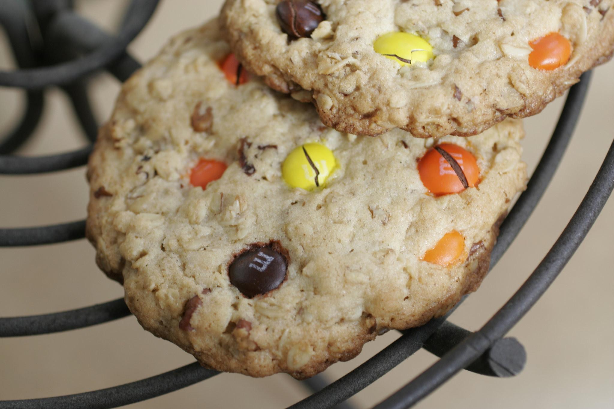 Halloween Cookies Recipes  Monster Halloween Cookies Recipe NYT Cooking