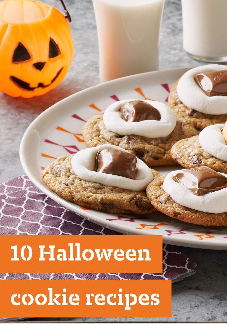 Halloween Cookies Recipes  Best 25 Halloween cookie recipes ideas on Pinterest