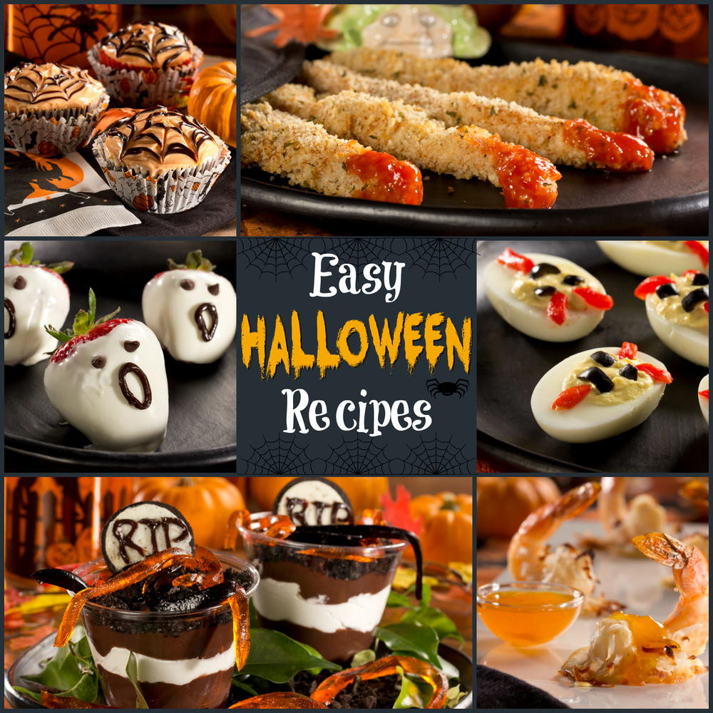 Halloween Cookies Recipes Easy  12 Easy Halloween Recipes Diabetic Halloween Treats The