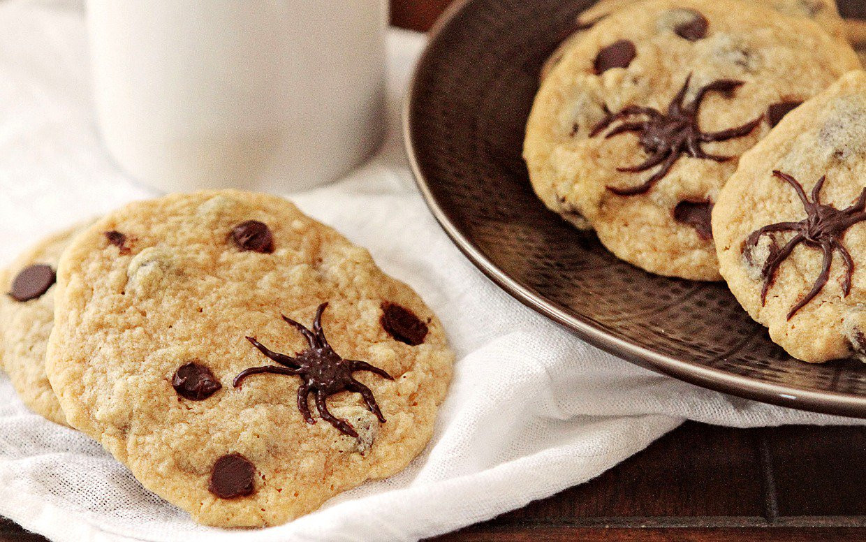 Halloween Cookies Recipes  10 Spider Themed Halloween Recipes