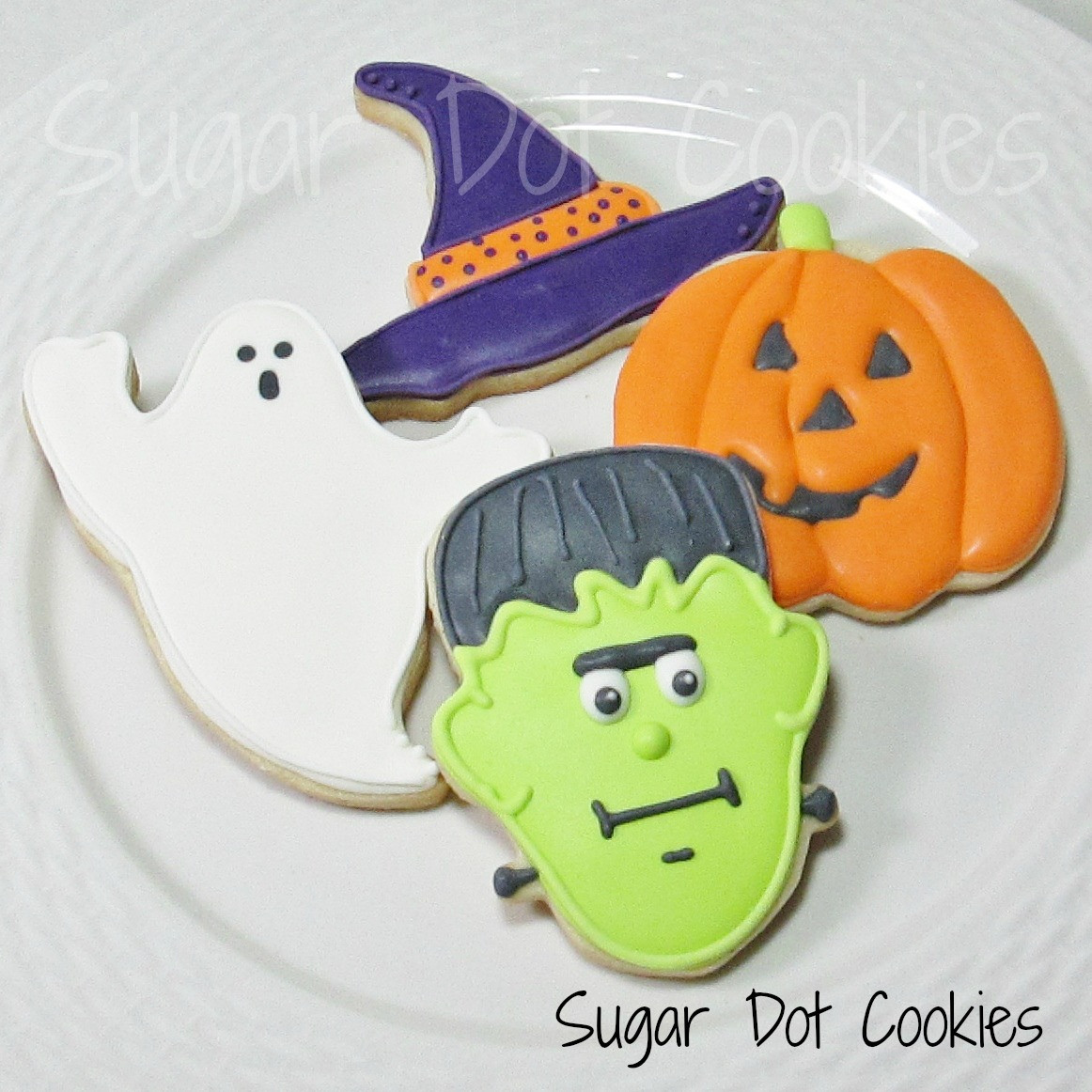 Halloween Cookies Royal Icing  Sweet minis to go along with them