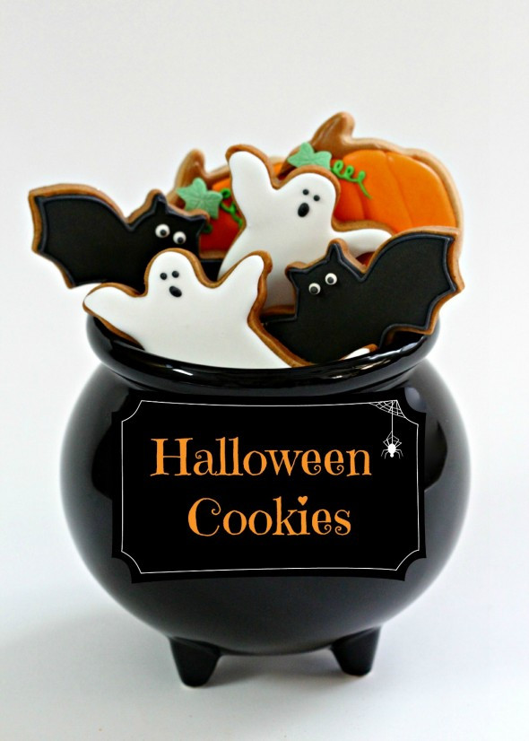 Halloween Cookies Royal Icing  Can you use anything besides egg whites or meringue powder