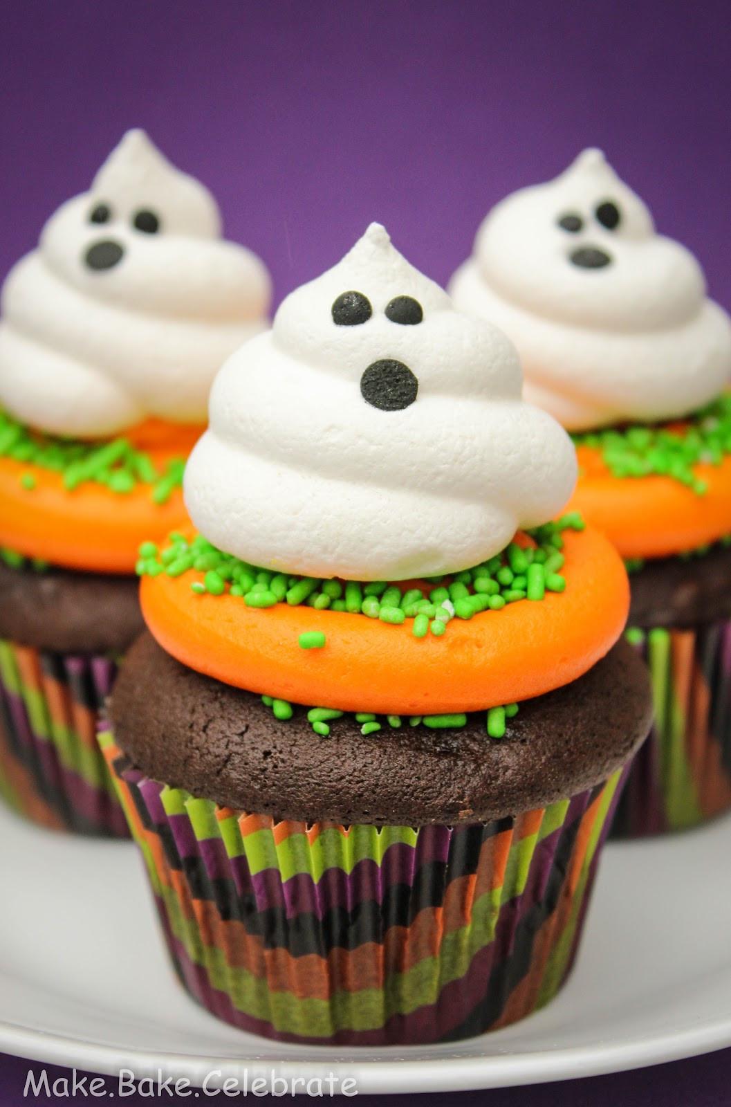 Halloween Cup Cakes  MBC Boo tiful cupcakes d some BIG news