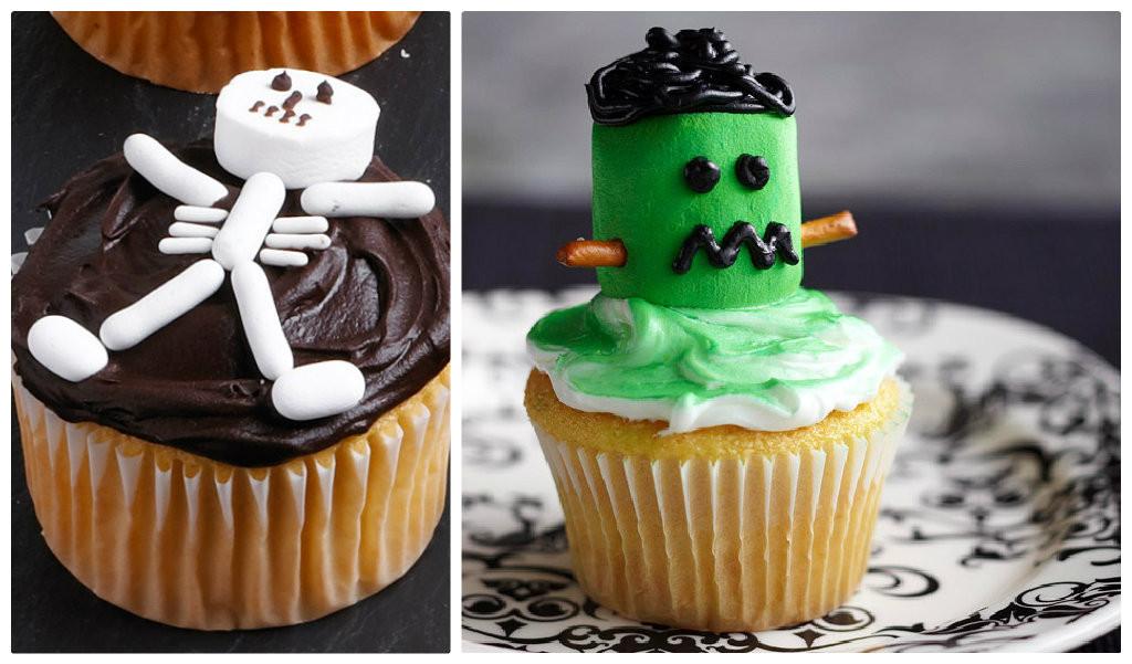 Halloween Cupcakes Pinterest  24 Great Halloween Cupcakes
