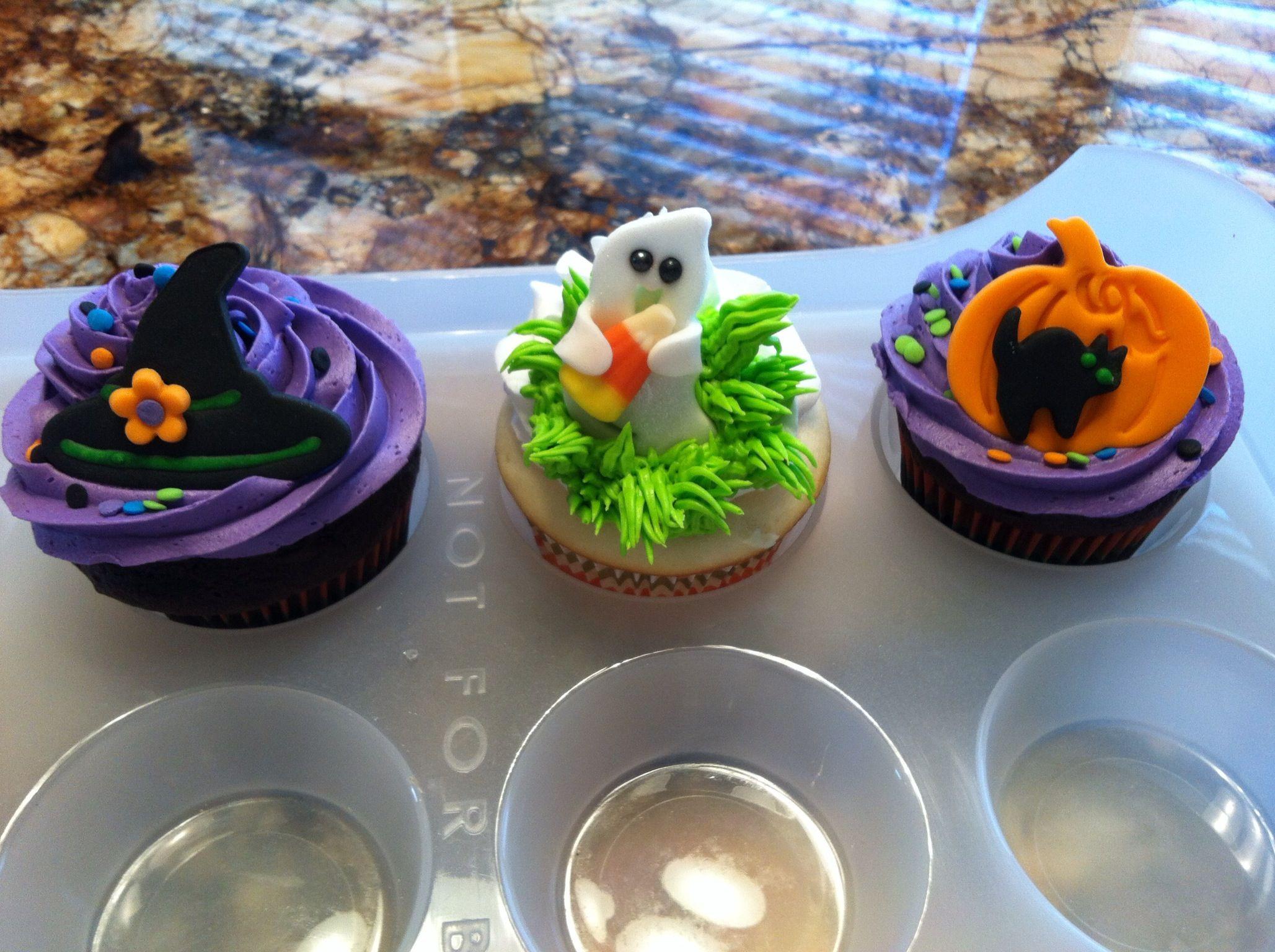 Halloween Cupcakes Pinterest  halloween cupcakes on pinterest