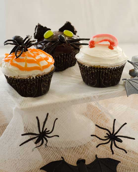 Halloween Cupcakes Recipe  Gluten Free Halloween Cupcake Recipes