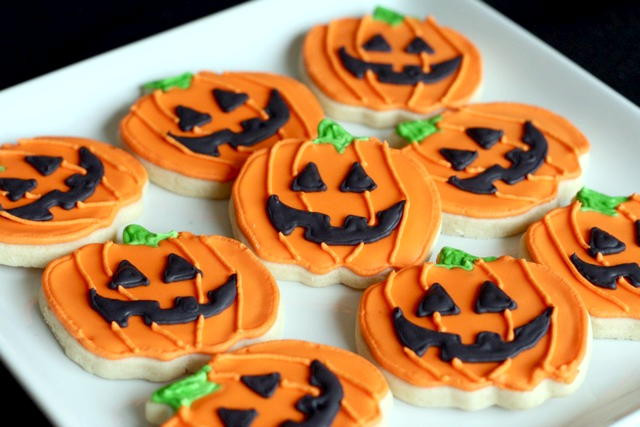 Halloween Cutout Cookies  f Grid Home Sweet Home Halloween Sugar Cookie Cutouts…