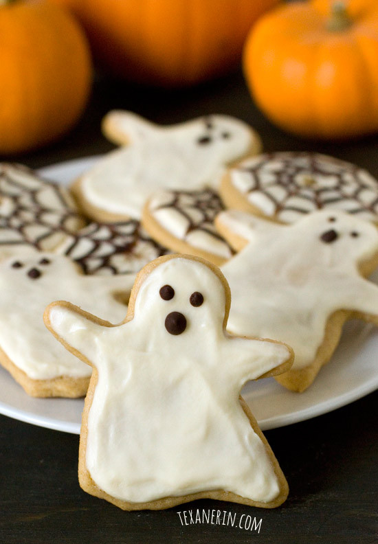 Halloween Cutout Cookies  Witch Finger Cookies without food coloring Texanerin
