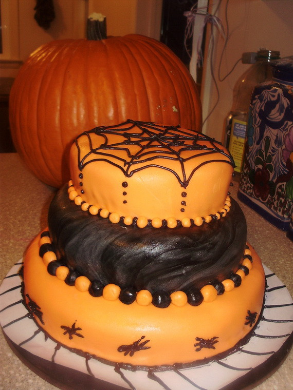 Halloween Decorated Cakes  Halloween 2014 Halloween Cake Wallpapers And