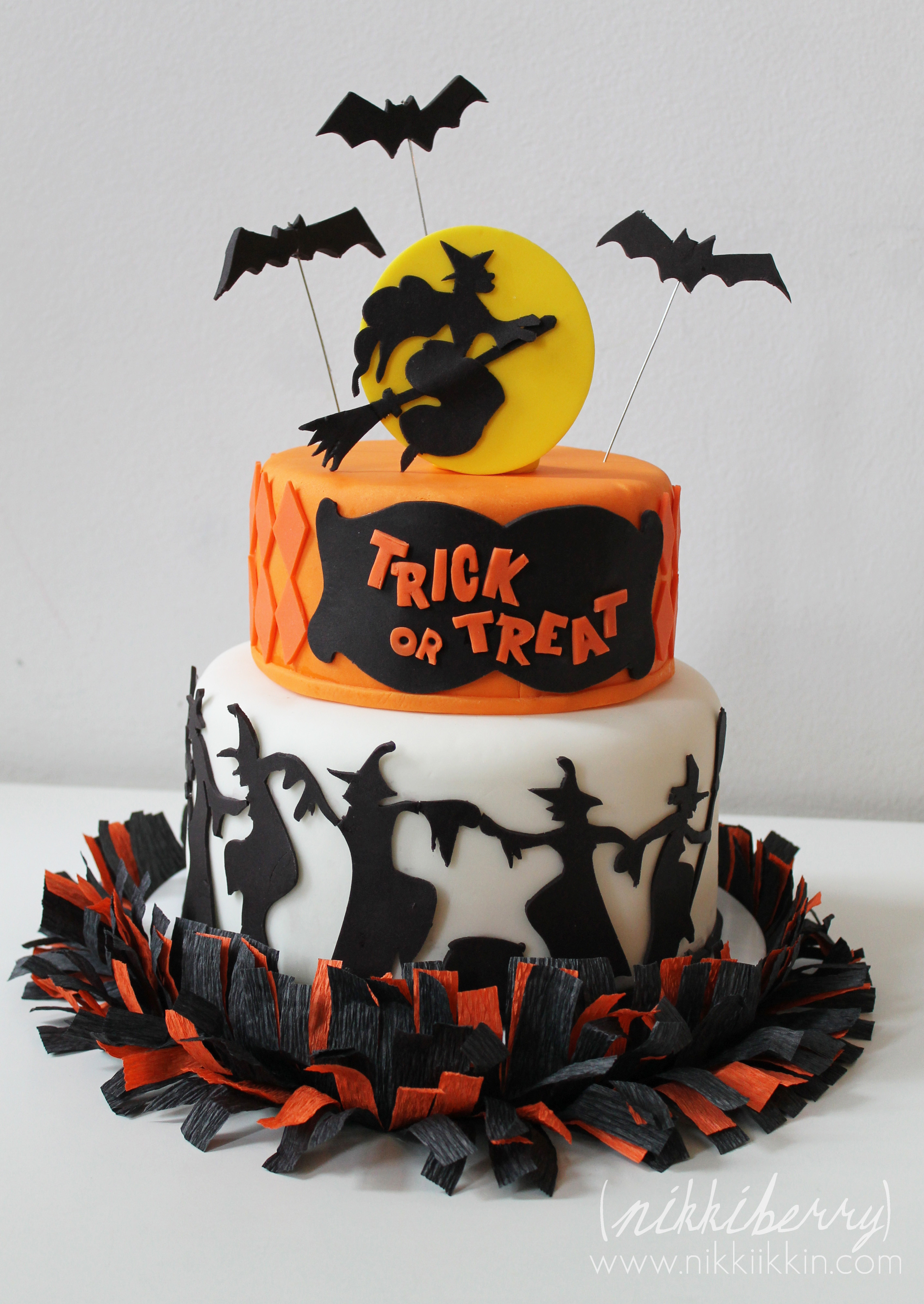 Halloween Decorated Cakes  Halloween Cakes – Decoration Ideas