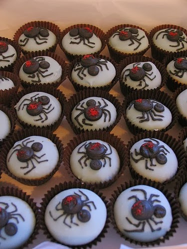 Halloween Decorating Cupcakes  Healthiana Halloween Cupcake Decorating Ideas