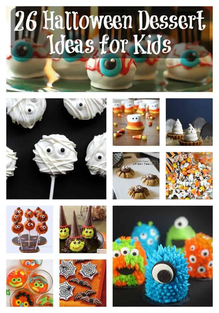 Halloween Dessert For Kids  26 Halloween Dessert Ideas Kids Will Love Baking Smarter