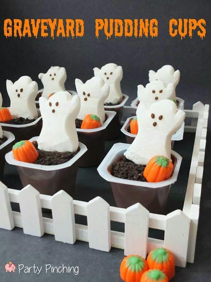 Halloween Dessert For Kids  Halloween Classroom Crafts & Treats