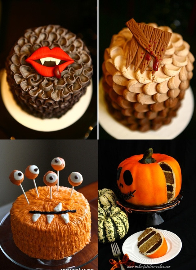 Halloween Desserts Easy  Pop Culture And Fashion Magic Easy Halloween food ideas