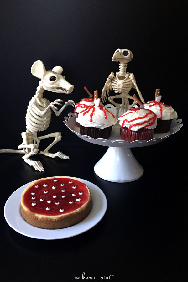 """Halloween Desserts For Adults  Throw A """"Desserts ly"""" Halloween Party For Adults"""