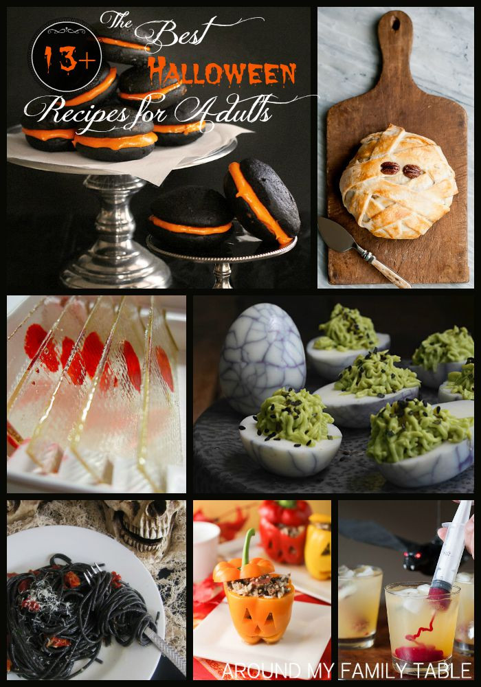 Halloween Desserts For Adults  The Best Halloween Recipes for Adults Around My Family Table
