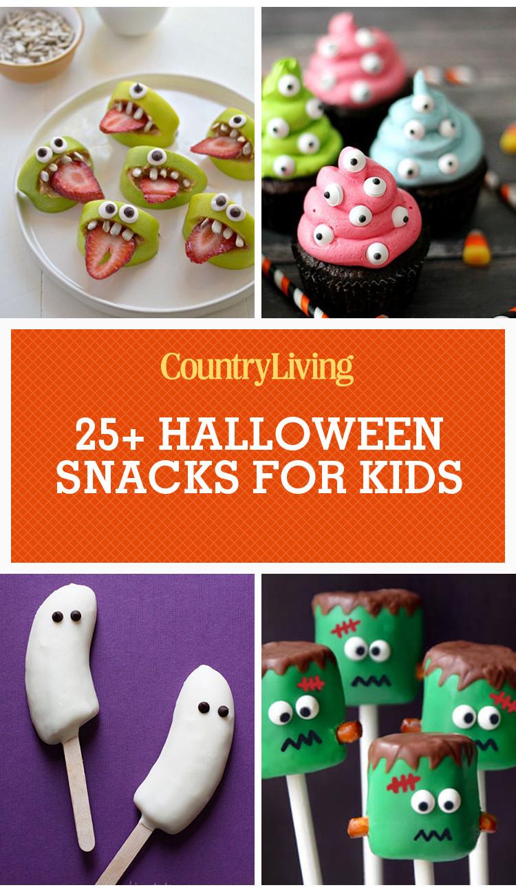 Halloween Desserts For Kids  31 Halloween Snacks for Kids Recipes for Childrens