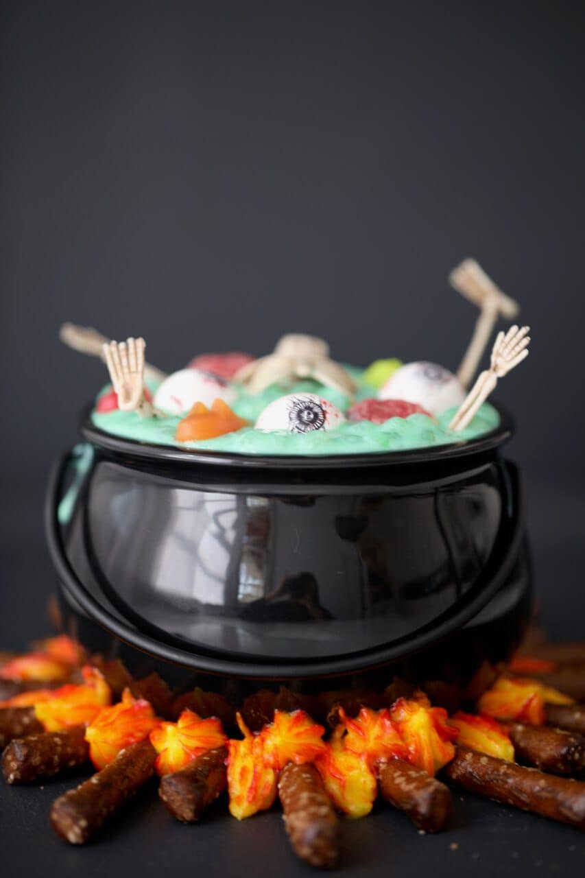 Halloween Desserts Ideas  Witch s Brew Halloween Dessert Gemma's Bigger Bolder Baking