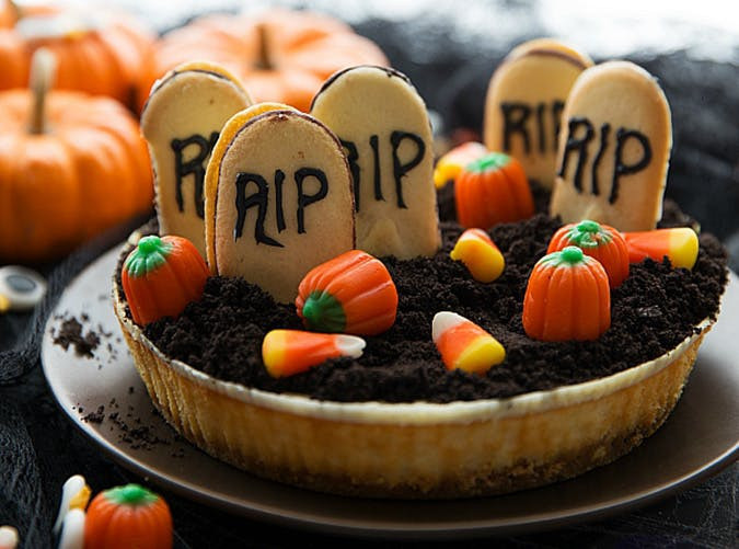 Halloween Desserts No Bake  16 No Bake Halloween Treats for the Whole Family PureWow