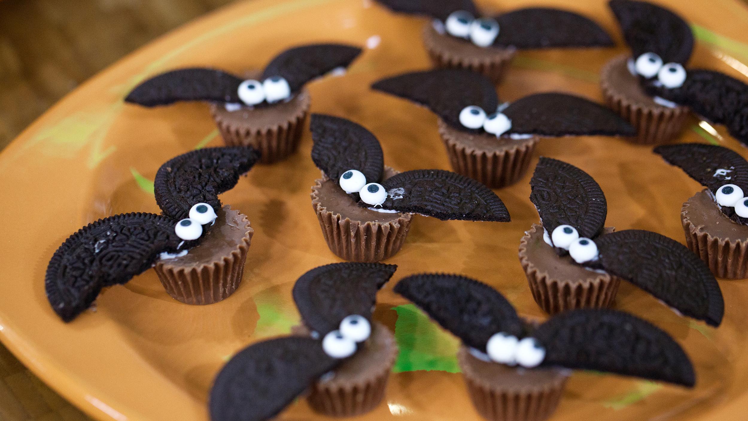 Halloween Desserts Pinterest  5 DIY Pinterest inspired Halloween treats TODAY