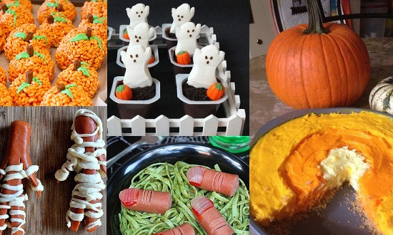 Halloween Desserts Pinterest  Spooktacular Halloween Treats Popular Parenting Pinterest