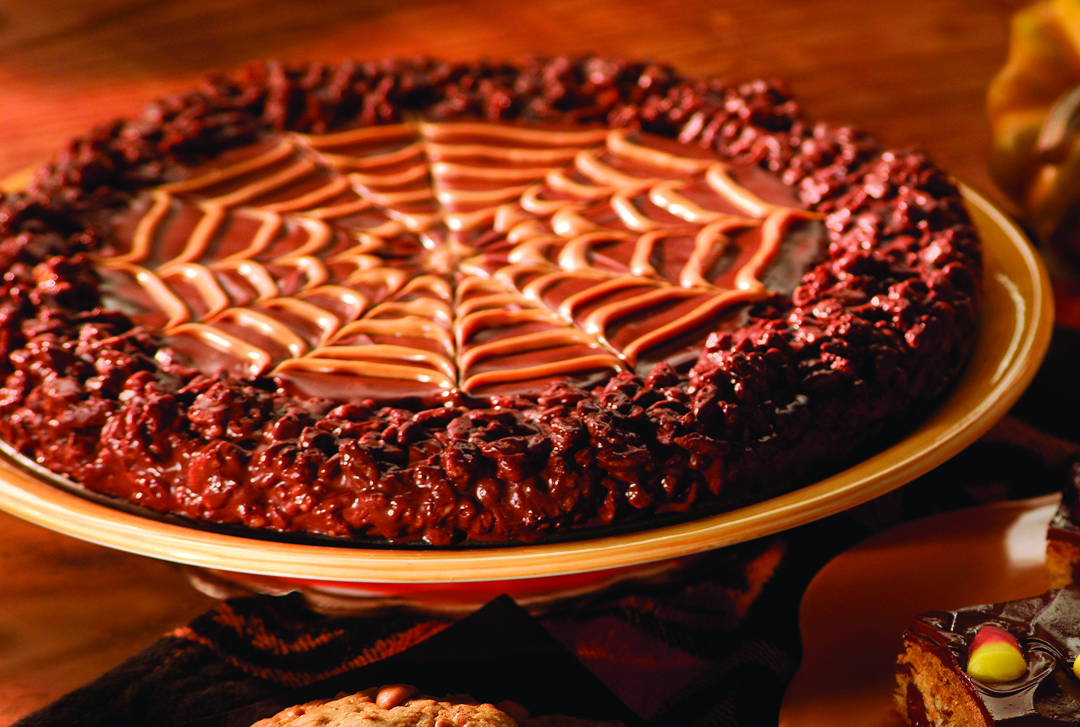 Halloween Desserts Recipes  Two Recipes for Festive Halloween Desserts NY Metro