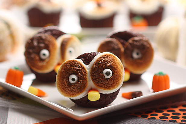 Halloween Desserts Recipes With Pictures  17 Spooky and Delicious Halloween Desserts and Treats