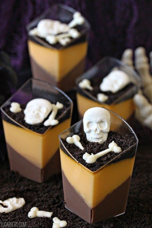 Halloween Desserts Recipes With Pictures  The Creepiest Scariest Dessert Recipes Your Halloween