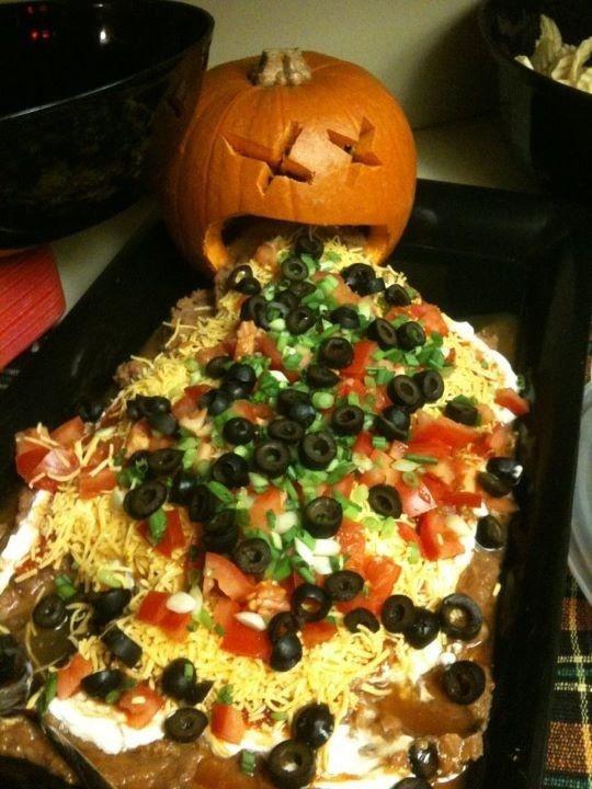 Halloween Dinner Ideas For Adults  25 Best Ideas about Halloween Buffet on Pinterest