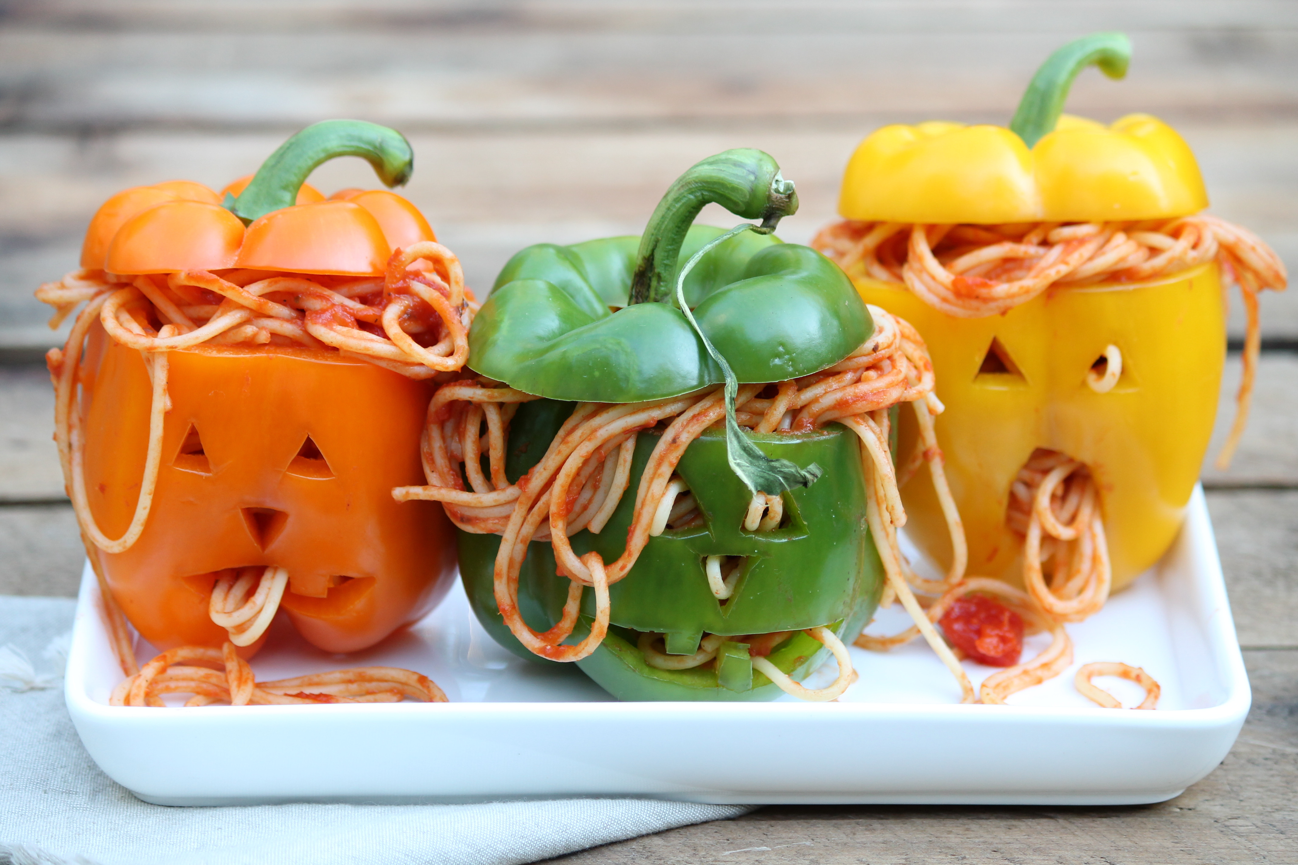 Halloween Dinner Ideas For Kids  Spooky Halloween Dinners
