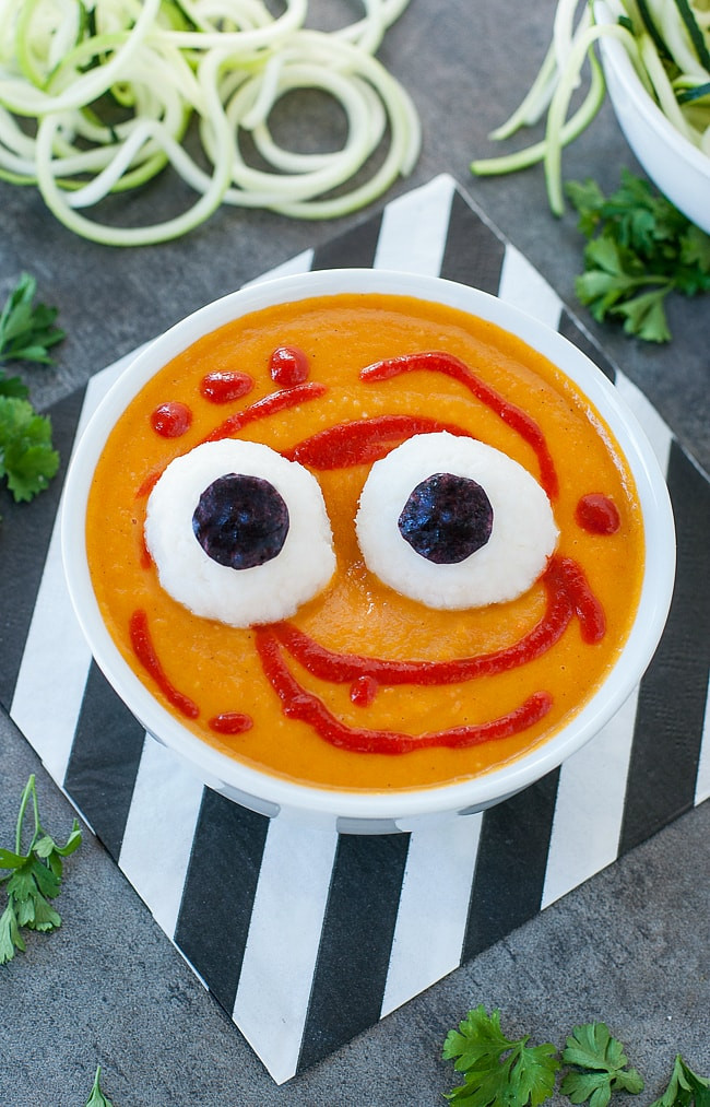 Halloween Dinner Ideas For Kids  13 Healthy Halloween Themed Dinner Ideas